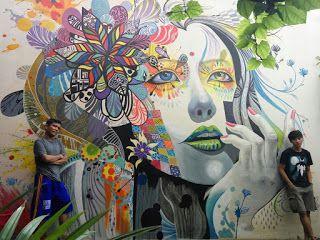 mural surabaya