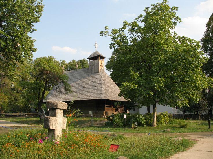 Biserica aparţinând cultului ortodox din cătunul Boncea, sat Timişeni, comuna Fărcăşeşti, judeţul Gorj, este datată 1773 conform anului aflat pe icoanele imparatesti, semnate de Mihai şi Gheorghe Zugravu, icoane care au fost lucrate după ridicarea construcţie.