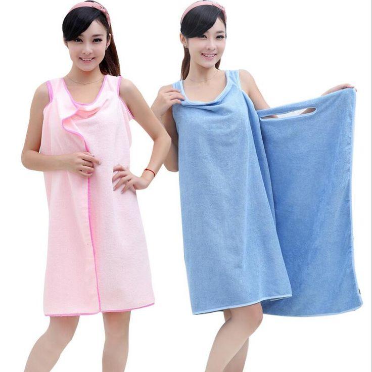 New Arrival 1PCS Creative beach towels /magic bath towels for women/ colorful microfiber towel skirt  Soft, absorbent towels
