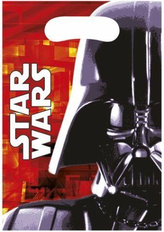 Star Wars Darth Vader traktatiezakjes 6 st.