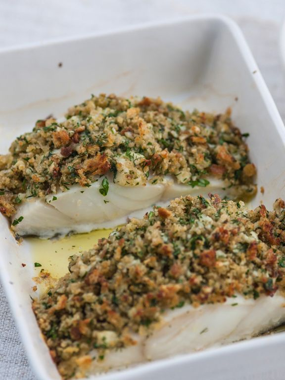 Pollock is a delicious whitefish that is often presented as a more sustainable alternative to cod and haddock.