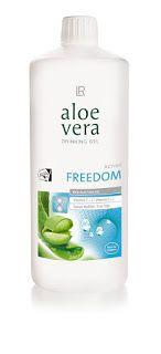 LR Europa: Aloe Vera Gel Bebible Freedom