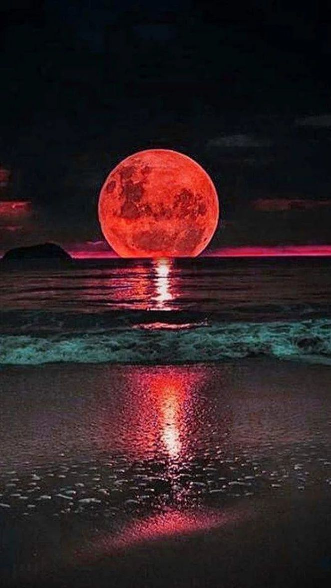 red moon photography - photo #21