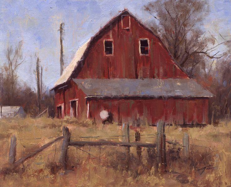 Oil Paintings by Jason Tako