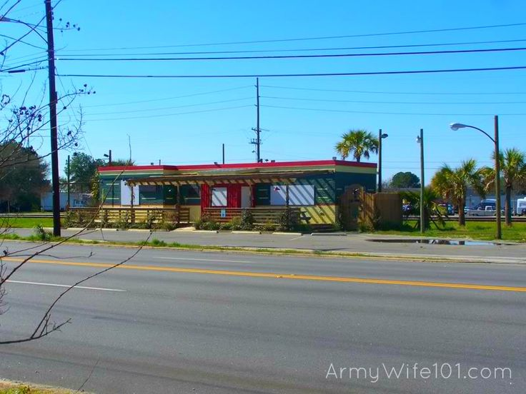How To Find The Army Wives TV Set In Charleston South Carolina - Army Wife 101