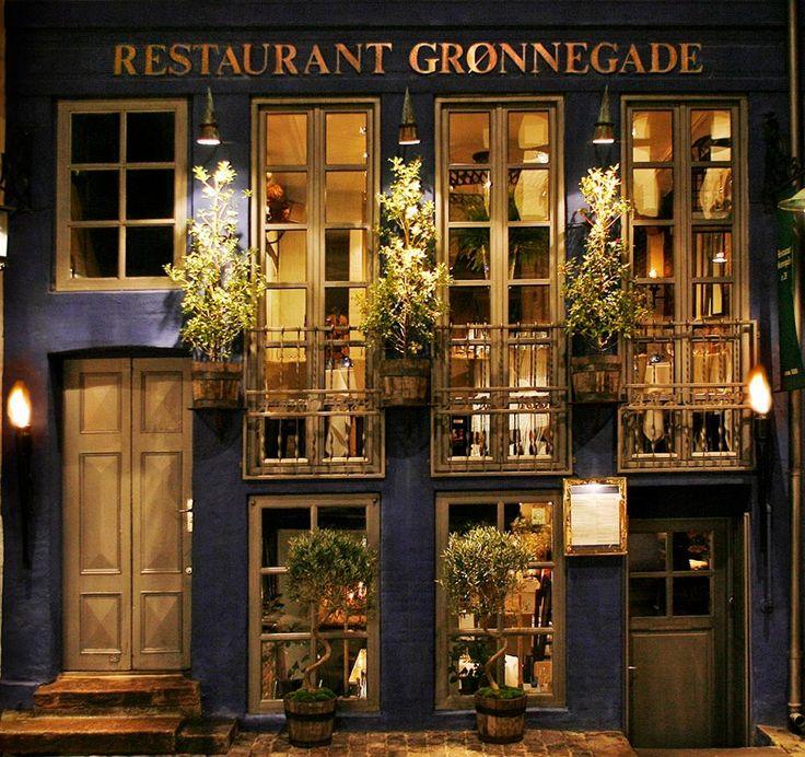 DENMARK, Copenhagen: RESTAURANT GRØNNEGADE  Grønnegade 39  1107 København K    Telefon: +45 33 933 133  E-mail: u.d@privat.dk