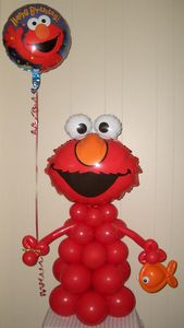 Birthday Balloon Bouquet Delivery ~ Balloon Bouquets ~ Tulsa, OK