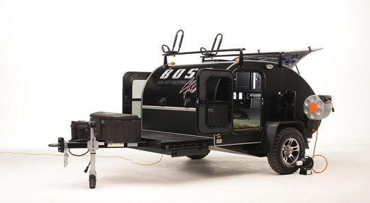 the B.O.S.S. Bug Out Survival Shelter
