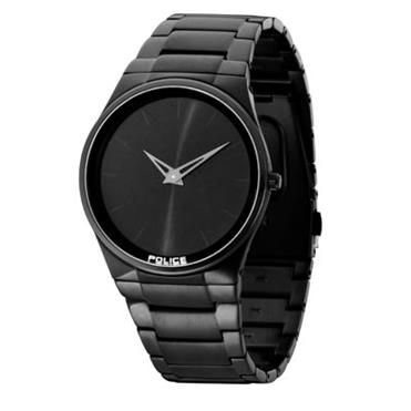 Police Horizon Watch. Black IP with black dial. http://www.sterns.co.za