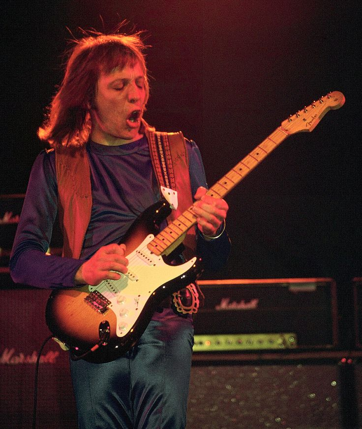 "Robin Trower digs in and slams home ""Day of the Eagle. ""we're livin in the day of the eagle not the dove"".  Don't forget he started as the lead guitarist for Procol Harum"