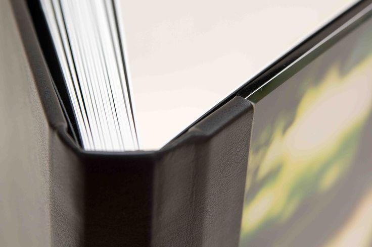 Hochzeitsalbum mit Acrylglascover | Wedding Book with acrylic cover | Fotobuch | abgerundete Ecken | rounded | by Photogracia Wedding