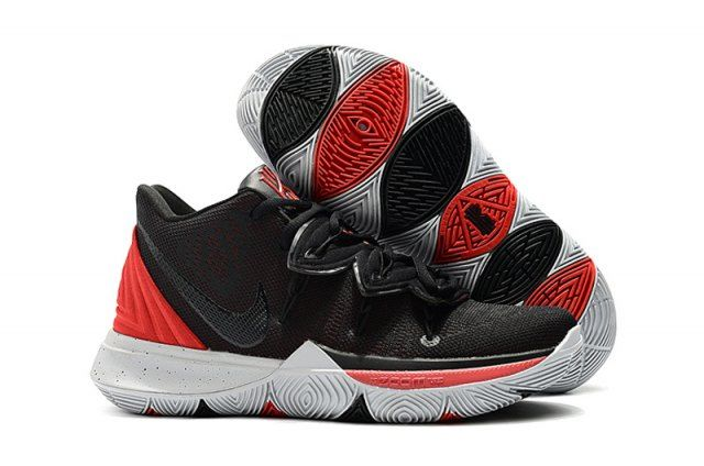 newest a8f72 b483e The Nike Kyrie 5 is Kyrie Irving s fifth Nike Basketball shoe. It is set to  officially unveil in December 2018. In October 2018, Kyrie Irving debut the  ...