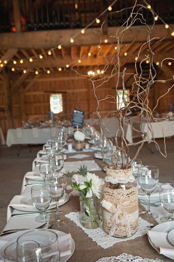 17 best images about burlap lace wedding decor ideas on pinterest lace weddings lace and. Black Bedroom Furniture Sets. Home Design Ideas