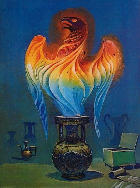 69 best art on phoenix images on pinterest phoenix for Huma bird tattoo
