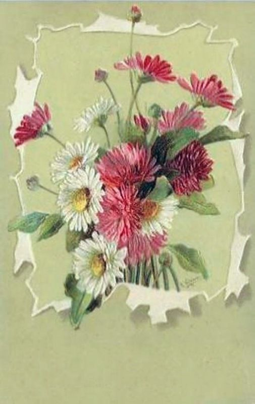 Catharina Klein.цветы-3. Обсуждение на LiveInternet - Российский Сервис Онлайн-Дневников
