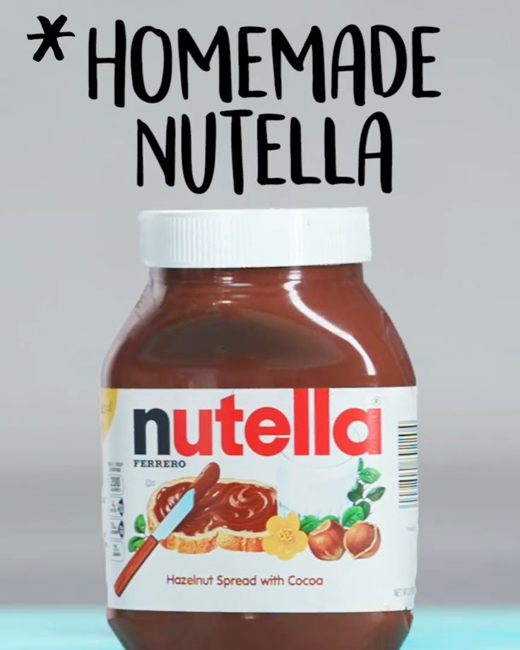 #Copycat #Nutella