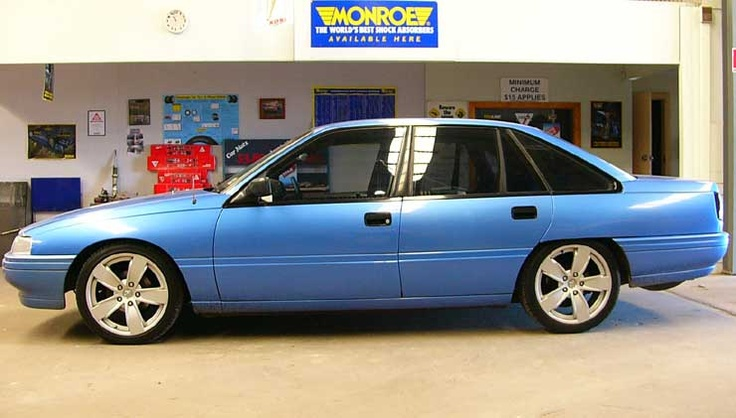 Holden Commodore LS VN