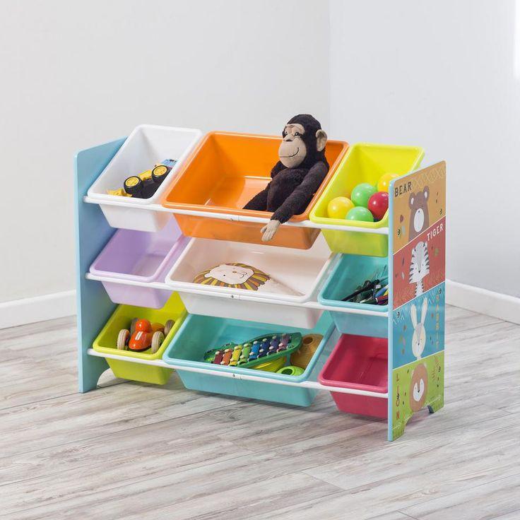 Una divertida forma de enseñar a tus niños a mantener el orden y ser más responsables con su habitación es con este Organizador con 9 cajas de Home Collection Kids.     #Infantil #Deco #Kids #Sodimac #Homecenter Ideas Para, Toy Chest, Storage Chest, Toys, Furniture, Home Decor, Shape, Organizers, Hilarious