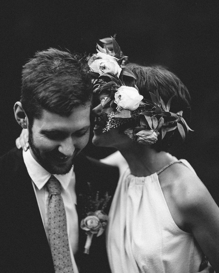 these two #onUEtoday. Did you see this endearing elopement photographed by @rebeccacaridad yet? See more on our site. #loveauthentic #loveintentionally