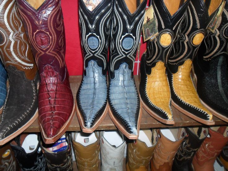 Zapatos mexicana