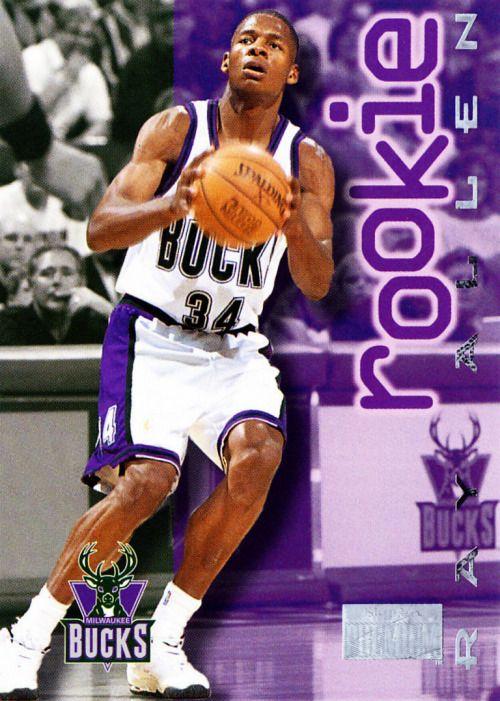 #Ray Allen #Bucks