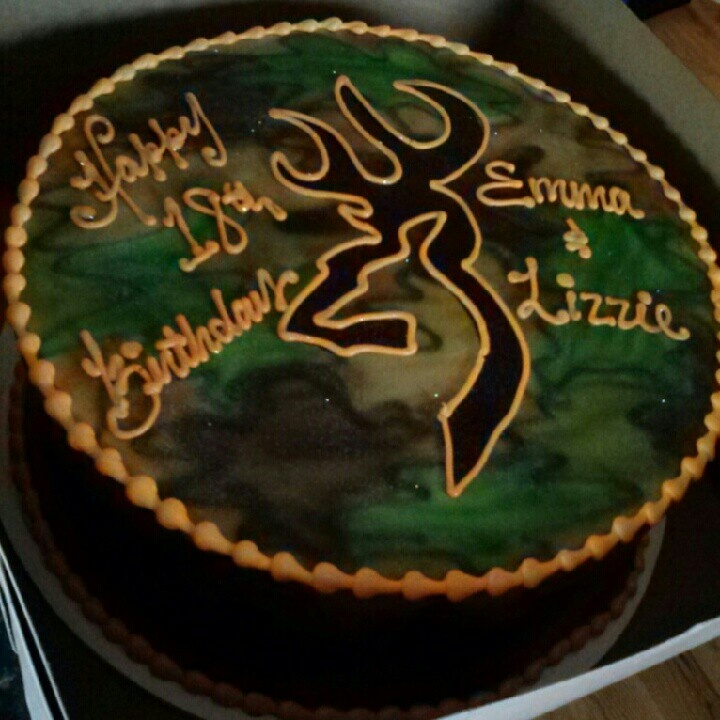Happy Birthday Cake Karrie