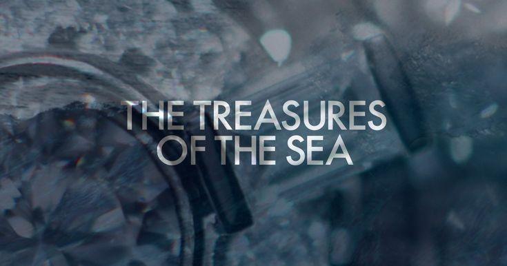 壮麗に輝く海の世界。ティファニー「ブルー ブック」のすべて、見せます。#tiffany #bluebook #treasuresofthesea