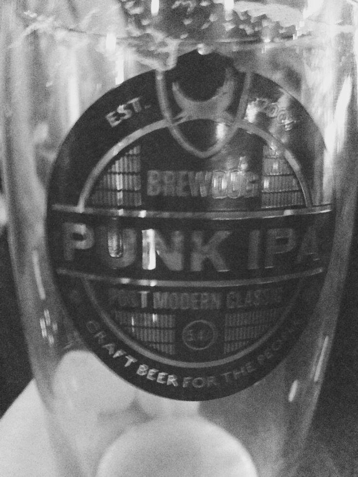 Brew Dog - Punk IPA