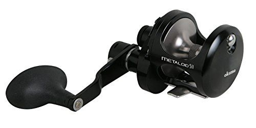 Special Offers - Okuma Fishing Tackle M-5II Metaloid 4BB 6.4:1 & 3.8:1 Machined Aluminum 2 Speed Lever Drag 430/15 Right Hand - In stock & Free Shipping. You can save more money! Check It (August 02 2016 at 09:26PM) >> http://fishingrodsusa.net/okuma-fishing-tackle-m-5ii-metaloid-4bb-6-41-3-81-machined-aluminum-2-speed-lever-drag-43015-right-hand/