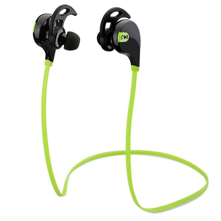 Bluetooth Headset,THZY Sport Bluetooth Wireless Stereo Headphone Headset Earphone w/Microphone for Apple iPhone 6/5s/5c/5, iPhone 4s/4, Samsung Galaxy S5/S4/S3, LG, PC Laptop, and Other Bluetooth Device (Black and Fluorescent Green). Bluetooth 4.0 with aptX codec, earbuds seal with unique Cavity Structure Design, 20% effective area increased in vibrating diaphragm,all of these helping you enjoy a pleasant music journey . Signal Enhance Technology: Using THZY on your body without…