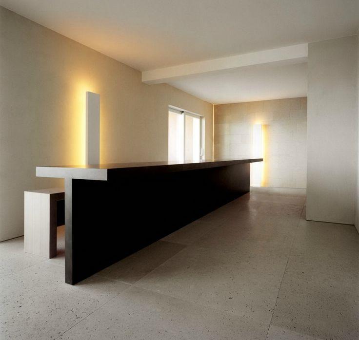 P Penthouse, Montecarlo, by Claudio Silvestrin