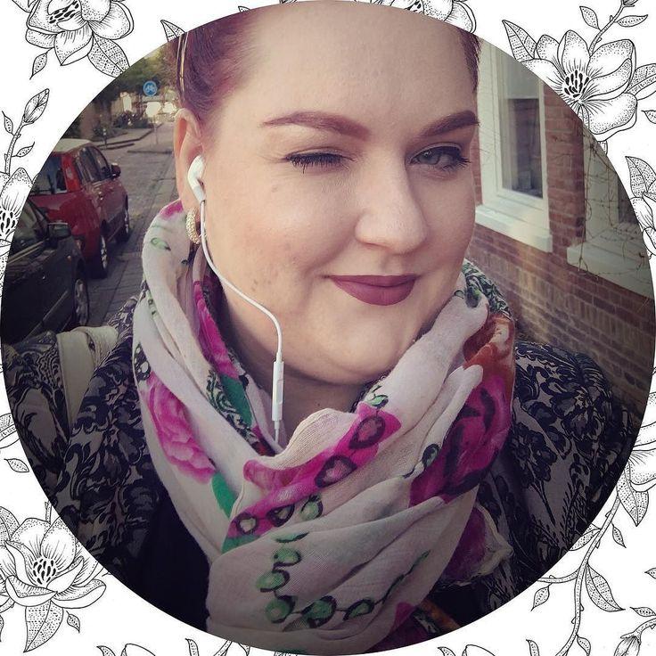 Goedemorgen allemaal!    #goodmorning #selfie #dutch #totd #faceoftheday #face