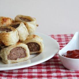 Beef Sausage Rolls [PicNic_NZ]