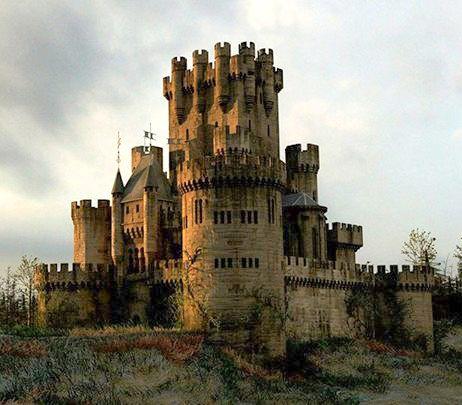 castillo de Butrón