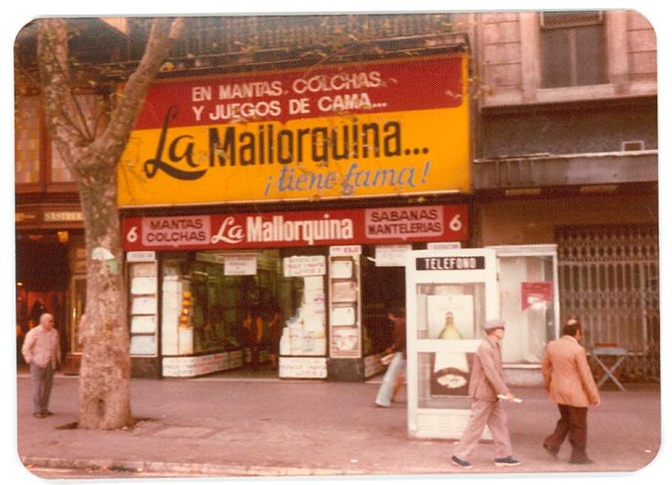 La Mallorquina a Plaça Universitat