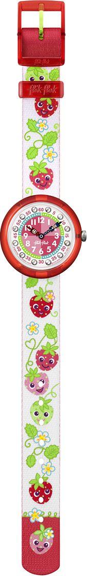 Swatch® España - Flik Flak Story Time FUNNY FRAISES FBNP054