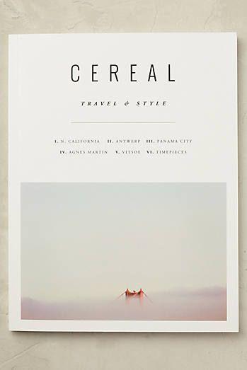 Cereal Magazine, Band 10 – Tjorven Granqvist