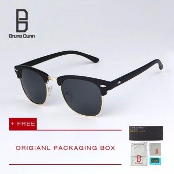 2fe3413847 Eyeglasses. Good Shop Bruno Dunn Brand 2017 New Fashion Polarized  Sunglasses women club Frame Brand Designer Retro