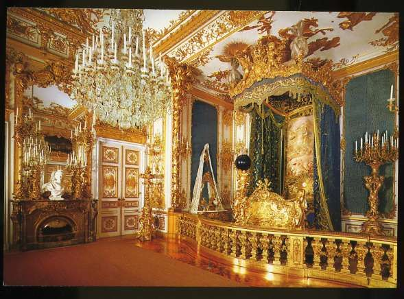 Louis Xiv Louis Xiv Baroque And Bedrooms