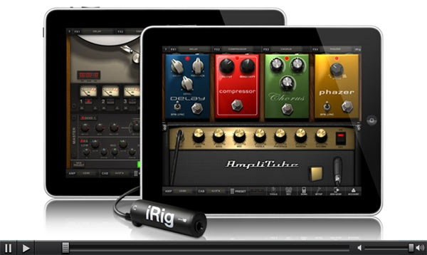 Amplitube for iPad... great with the iRig adapter: Pretty Incredible, Irig Adaptive, Incredible Tools, Guitar Players, I Multimedia, Incr Tools, Multimedia Irig