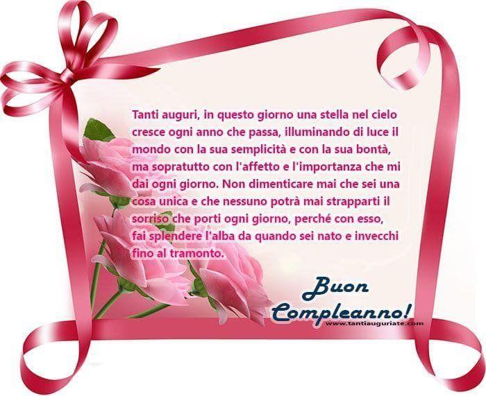 Popolare 298 best ツ Immagini di Buon Compleanno ツ images on Pinterest  OD53