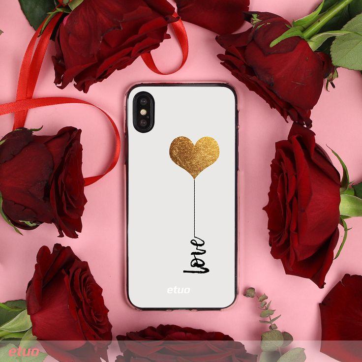 Minimalistyczne etui Love - idealne na walentynkowy prezent dla minimalistki;)