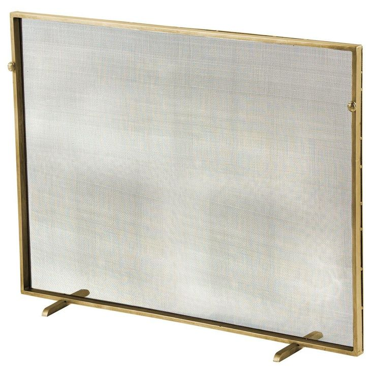 The 25+ best Brass fireplace screen ideas on Pinterest | Uses of ...