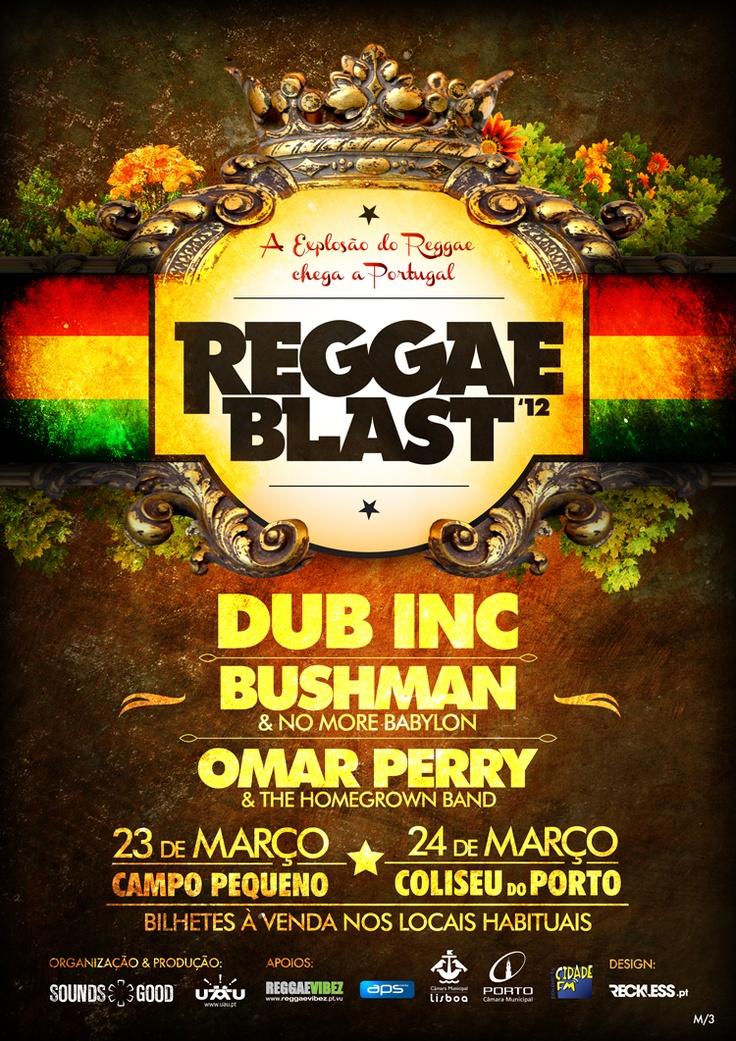 Reggae Blast Festival