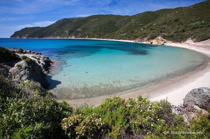 Spiaggia di sabbia di Laconella