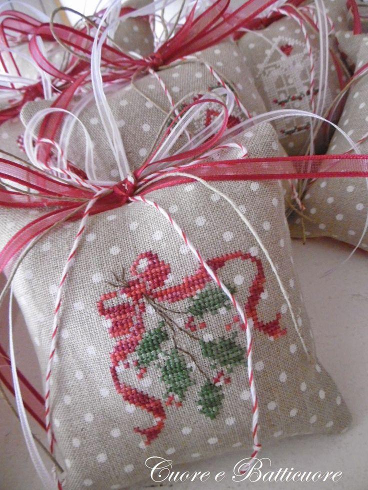 Cuore e Batticuore: Christmas ornaments