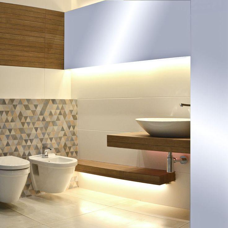 #viverto #InspiracjeViverto #łazienka #bathroom #beautiful #perfect #pomysł #design #idea #nice #cool #inspiration #nowoczesność #nowocześnie #płytki #tiles #toaleta #ceramika #umywalka #armatura #baterie #bateria #wow #moda #trend #drewno #drewnopodobne #imitacja #wood #wooden #wc #bidet #kolory #kolorowo