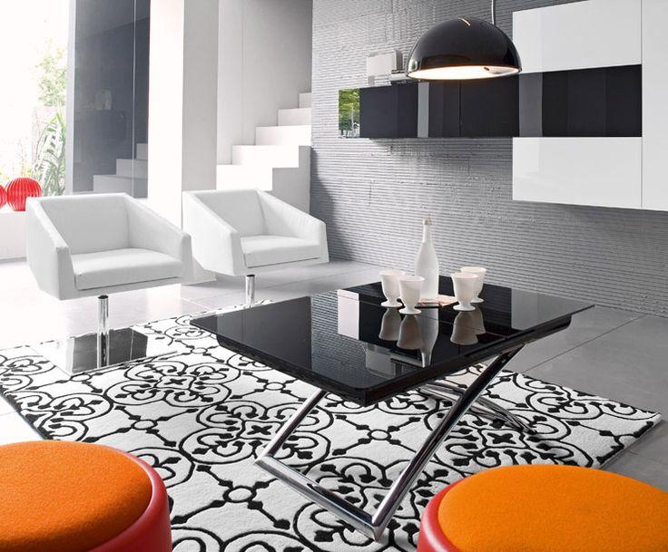33 best Sélection meubles images on Pinterest Spaces, Belgium and - rangement salle a manger