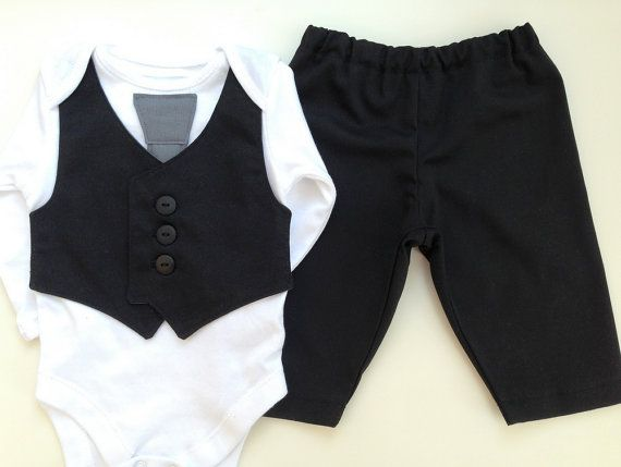 Baby boy suit baby boy clothing newborn boy smart by ThisisLullaby, £32.00