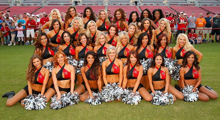 Tampa Bay Buccaneers | Cheerleaders